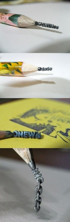 kpop pencil art? woah....
