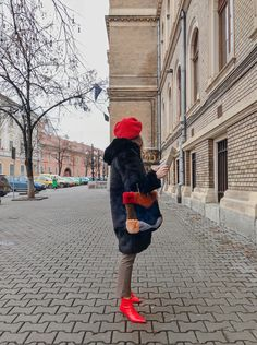 Instagram: annannev #streetstyle #fashion #girl #fashionbloggers #redshoes #photography #mystyle #love
