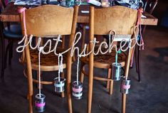 No more tacky-looking sofas or ugly velvet chairs for the bride and the groom! Yep, we are so glad that's one thing couple's today have moved on from, and well, who knew there was so much you could do with the couple's chairs? From pretty to quirky- there are just so many ideas out th