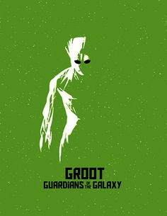 Guardians of the Galaxy Minimalist Art