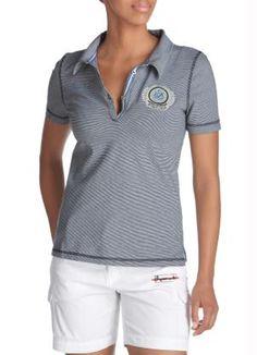 a201b696ae Camisa Pólo Feminina - Compre Online