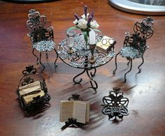 Doll House Furniture ... and much more!