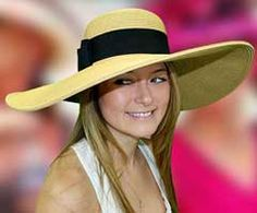 I have several hats just like this. One each in Red, White, Black and two in straw colored.
