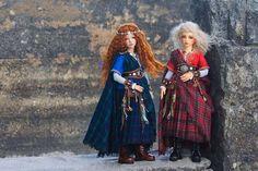 a-faerietale-of-inspiration: art dolls