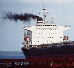 Ships Will Wipe Out Half The Emissions Savings To Be Made By Cars And Trucks