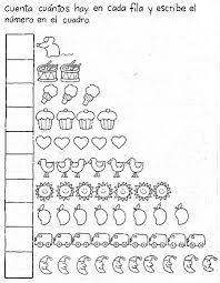 actividades para niños de preescolar sobre los numeros - Buscar con Google Color Worksheets For Preschool, Writing Practice Worksheets, Preschool Writing, Kindergarten Math Worksheets, Preschool Activities, Math For Kids, Kids Learning, Google, Naoko