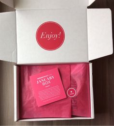 POPSUGAR Must Have Box Review - January 2014