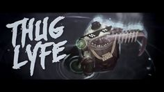 Top Best League of Legends Thug Life Compilation 2016