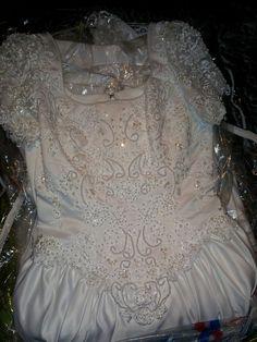 Robe de mariage d'occasion des milles et une nuit  - Essonne