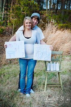 gender reveal paint photo shoot @jamie Moxham