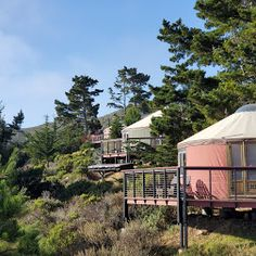 29 Glamping Spots & Cozy Cabins Perfect for Winter Adventures Glamping California, California Coast, Big Basin, Santa Ynez Valley, Guest Ranch, California National Parks, Camping Spots, Cozy Cabin, Outdoor Fire