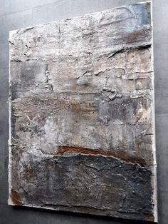 """Outstanding """"contemporary abstract art painting"""" info is readily available on our internet site. Read more and you wont be sorry you did. Contemporary Abstract Art, Modern Art, Art Texture, Black And White Painting, Encaustic Art, Mix Media, Hanging Art, Painting Inspiration, Collage Art"""
