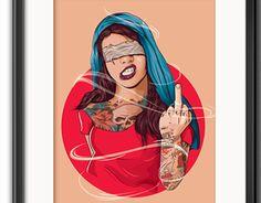 "Check out new work on my @Behance portfolio: ""Tattoo Girls"" http://be.net/gallery/53708395/Tattoo-Girls"