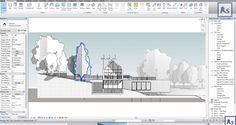 This Revit video tutorial demonstrates how to use Revit 2017 to produce a perfect and clear elevation in Revit.