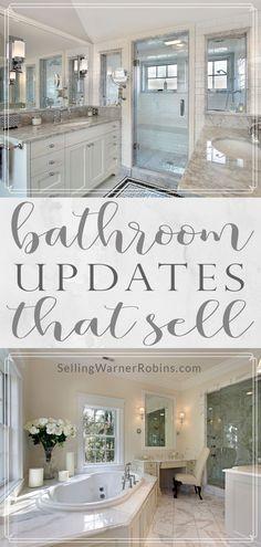 296 best bathroom makovers images in 2019 bathtub home decor rh pinterest com Small Bathroom Home Decor Bathroom Decorating Ideas