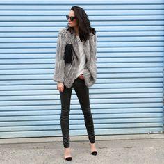 Fancy - Aviana Fur Jacket by Joie