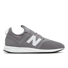 4ddd3e29e 247 Classic Men s Sport Style Shoes - Grey White (MRL247GW) Classic Man