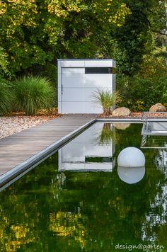 Design Gartenhaus Kubus