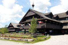 Trapp Family Lodge, June 2014