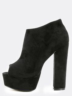 Faux+Suede+Platform+Ankle+Boots+BLACK+24.90