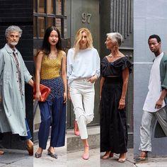 byanyseamsnecessaryEveryday people: @rachelcomey #ss17 #style #fashion #nyfw #byanyseamsnecessary (photos: @voguerunway, @voguemagazine)