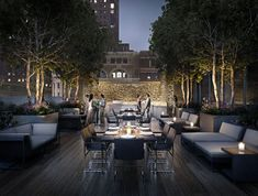 From Bocce to Dog Spas, NYC Rentals With Outrageous Perks - Curbed NYclockmenumore-arrownoyes :