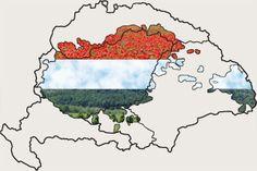 Magyar lakott területek Budapest, Historical Maps, Mystery, Marvel, Roots, Education, Memes, House, Beauty