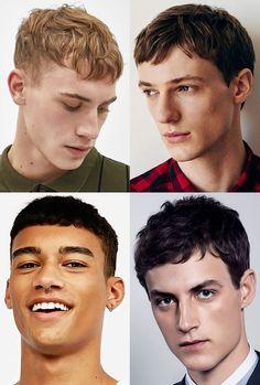 runway hair men natural - Google Search