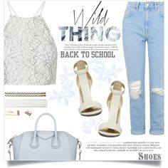 How To Wear READYFORSCHOOL. Outfit Idea 2017 - Fashion Trends Ready To Wear For Plus Size, Curvy Women Over 20, 30, 40, 50