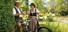 Vacaciones deportivas y aventura:  TREKKING, BICI Y AVENTURA AUSTRIA