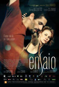 """Dança, amor e inveja no filme """"Ensaio"""""""