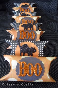Great Ideas -- 20 Amazingly HARD to Choose from Halloween Projects!! -- Tatertots and Jello