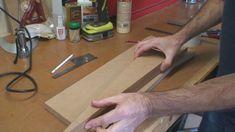 Scarf Joint Sanding Jig For Guitar Necks
