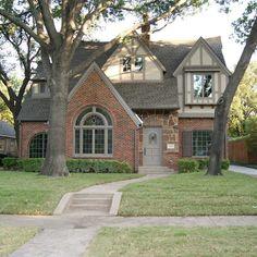 tudor house brick exterior paint colors design pictures remodel decor and ideas page 3