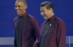 Nov 10 nothing shows the flexibility and compliance of someone as does this. It is said that is why 'he' is a chosen one. headline: Amid strains, Obama puts bright face on China ties The Associated PressJOSH LEDERMAN