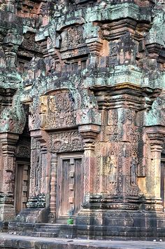 Angkor Wat . Cambodia | by Victoria Lea B. on Flickr
