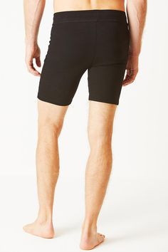 aedceba20f Enduro Bamboo Compression Shorts - Black Compression Shorts, Bermuda  Shorts, Bamboo. Bamboo Clothing