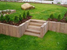 PAYSART sur ComBoost, album photo Terrasses bois, constructions en bois sur mesure - PAYSART
