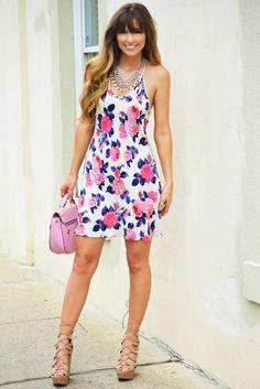 Ready To Go Dress: Multi #shophopes