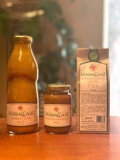 A HerbaClass újdonságaként jelent már három szuper egészséges homoktövis termék! Wine, Tea, Drinks, Bottle, Food, High Tea, Beverages, Flask, Essen