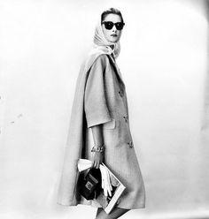 Fashion shot by Eugene Vernier, 1960s