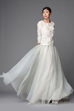 Top quality white Tulle Skirt floor length Tutu Skirt maxi skirts white Wedding Skirt party skirt