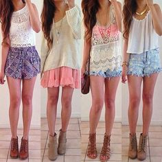 Summer teen fashion outfits  - Find The Top Juniors and Teens Clothing Stores Online via http://AmericasMall.com/categories/juniors-teens.html