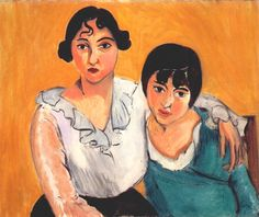 The Two Sisters by Henri Matisse, 1917
