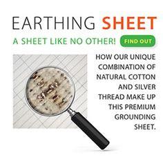 "Outside...walk barefoot!!!  If you're chronically ill, this earthing sheet works for ""indoor grounding"" - and helps kick pharmaceuticals to the curb."