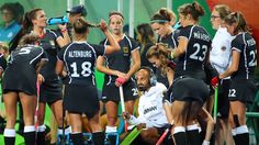 Die weiße Weste ist beschmutzt: Die deutschen Hockey-Frauen haben die erste Niederlage im Olympia-Turnier kassiert. Nach einer verschlafenen Startphase zog man gegen Spanien den Kürzeren.