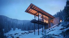 http://cabinporn.com/post/174113092185/deer-valley-utah-small-ski-inout-kicker