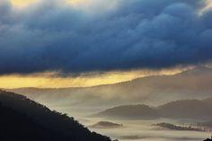Mt Archer Queensland Australia by Phil Wiley, via Flickr