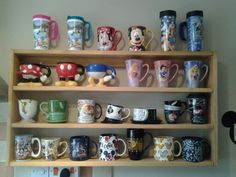My Disney Cup Collection.
