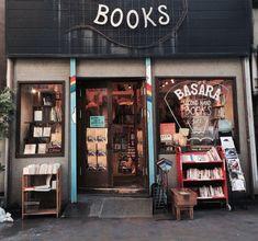 Basara Second Hand Books - Tokyo - Japan